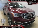 New 2017 GMC Acadia SLT-6 Passenger, Heated Seats, Driver Seats, Remote Start for sale in Lethbridge, AB