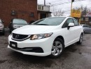 Used 2013 Honda Civic LX, AllPowerOpti*HtdSeats, Bluetooth&HondaWarranty for sale in York, ON