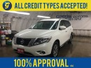 Used 2016 Nissan Pathfinder SV*4WD*7 PASSENGER*BACK UP CAMERA W/SENSORS*BLUETOOTH PHONE/AUDIO*POWER DRIVER SEAT*HEATED FRONT SEATS**HEATED STEERING WHEEL/FRONT SEATS* for sale in Cambridge, ON