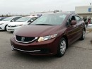Used 2013 Honda Civic Sdn EX for sale in Scarborough, ON