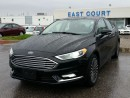 Used 2017 Ford Fusion SE NAV, Sunroof, Leather Seats, 18