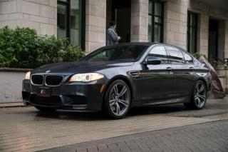 Used 2013 BMW M5 Base (A7) for sale in Vancouver, BC