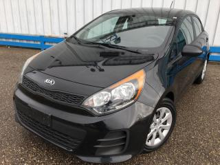 Used 2016 Kia Rio LX+ *AUTOMATIC* for sale in Kitchener, ON