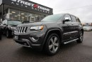 Used 2015 Jeep Grand Cherokee OVERLAND | PANO ROOF | NAVIGATION | BACKUP CAMERA for sale in Markham, ON