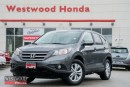 Used 2012 Honda CR-V EX-L AWD - Factory Warranty until 2018 for sale in Port Moody, BC