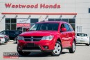 Used 2012 Dodge Journey SXT & Crew for sale in Port Moody, BC