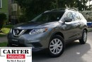 Used 2016 Nissan Rogue S + BACKUP CAM + LOCAL + NO ACCIDENTS + LOW KMS! for sale in Vancouver, BC