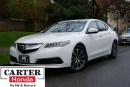 Used 2015 Acura TLX Tech + NAVI + SH-AWD + LOCAL + LEATHER! for sale in Vancouver, BC