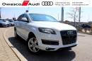 Used 2013 Audi Q7 3.0 TDI Premium w/ Backup Camera & Navigation for sale in Whitby, ON
