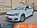 Used 2016 Volkswagen Golf TRENDLINE, NO ACCIDENTS, LOCALLY DRIVEN, GREAT CONDITION, FREE LIFETIME ENGINE WARRANTY! for sale in Richmond, BC