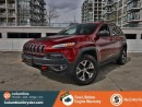 Used 2016 Jeep Cherokee TRAILHAWK, LOW MILEAGE, GREAT CONDITION, NO HIDDEN FEES, FREE LIFETIME ENGINE WARRANTY! for sale in Richmond, BC