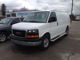 Used 2015 GMC Savana 2500 for sale in St Jacobs, ON