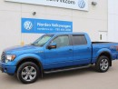 Used 2012 Ford F-150 FX4 4x4 SuperCrew Cab 5.5 ft. box 145 in. WB for sale in Edmonton, AB