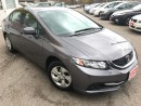 Used 2014 Honda Civic LX/AUTO/LOADED/SHARP for sale in Scarborough, ON