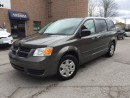 Used 2010 Dodge Grand Caravan SE - REAR STOW N'GO for sale in Aurora, ON