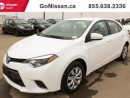 Used 2016 Toyota Corolla LE 4DR SEDAN for sale in Edmonton, AB