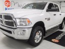Used 2014 Dodge Ram 2500 SLT- V8! power drivers seat! in a beautiful white exterior! Drive it away today! for sale in Edmonton, AB