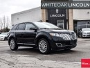 Used 2015 Lincoln MKX NAVI, MOON, BLIND SPOT, 20'S, EXT WARR, 2.9% FIN for sale in Mississauga, ON