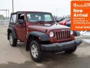 Used 2009 Jeep Wrangler X for sale in Edmonton, AB