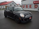 Used 2012 MINI Cooper Base 2dr Hatchback for sale in Brantford, ON