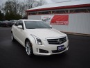 Used 2014 Cadillac ATS 2.0L Turbo Performance 4dr All-wheel Drive Sedan for sale in Brantford, ON