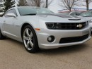 Used 2011 Chevrolet Camaro 2SS, V8, RWD, SUNROOF, for sale in Edmonton, AB