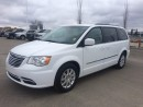 Used 2016 Chrysler Town & Country TOURNING STOW AND GO SEATING ACCIDENT FREE for sale in Edmonton, AB