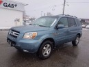 Used 2007 Honda Pilot EXL, Leather, Roof, Only 153 km for sale in Scarborough, ON