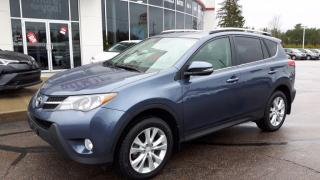 Used 2014 Toyota RAV4 LIMITED  for sale in Ottawa, ON
