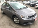 Used 2014 Honda Civic LX/AUTO/LOADED/SHARP for sale in Pickering, ON