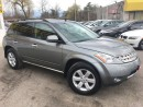 Used 2007 Nissan Murano SL/AWD/LOADED/ALLOYS/CLEAN CAR PROOF for sale in Pickering, ON