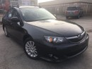 Used 2011 Subaru Impreza 2.5i w/Limited Pkg_Sunroof_Bluetooth_AWD for sale in Oakville, ON