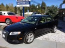 Used 2008 Audi A4 3.2L Quattro for sale in Parksville, BC