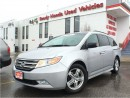 Used 2013 Honda Odyssey Touring | Navi | DVD | Leather for sale in Mississauga, ON
