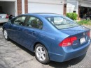 Used 2008 Honda Civic LX for sale in Burlington, ON