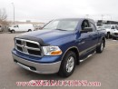 Used 2010 Dodge RAM 1500 SLT QUAD CAB 4WD for sale in Calgary, AB