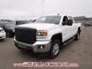 Used 2015 GMC Sierra 2500 SLE Crew Cab SWB 4WD 6.6L for sale in Calgary, AB