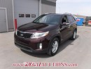 Used 2015 Kia SORENTO LX V6 4D UTILITY AWD AT 3.3L for sale in Calgary, AB