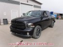 Used 2016 RAM 1500 ST CREW CAB SWB 2WD 5.7L for sale in Calgary, AB