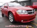 Used 2008 Dodge AVENGER  4D SEDAN for sale in Calgary, AB