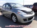 Used 2009 Nissan VERSA S 4D HATCHBACK for sale in Calgary, AB