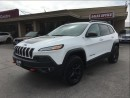 Used 2014 Jeep Cherokee Trailhawk  CALL PICTON for sale in Picton, ON