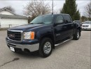 Used 2011 GMC Sierra 1500 SLE  CALL PICTON for sale in Picton, ON