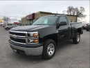 Used 2014 Chevrolet Silverado 1500 REG CAB SHORT BOX  CALL NAPANEE for sale in Picton, ON