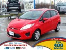 Used 2012 Ford Fiesta SE | GAS SAVER IN TIME FOR SUMMER for sale in London, ON