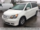 Used 2010 Honda Odyssey Touring | NAVIGATION | LEATHER | P/TAILGATE for sale in Kitchener, ON