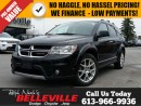 Used 2013 Dodge Journey R/T-AWD-Navigation for sale in Belleville, ON