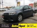 Used 2014 Toyota Corolla CE for sale in Kitchener, ON