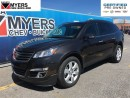 Used 2016 Chevrolet Traverse LT AWD, SUNROOF, 7 PASS, TOW PKG!! for sale in Ottawa, ON