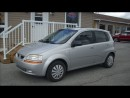 Used 2007 Pontiac Wave Hatchback, Automatic, Sun Roof for sale in Smiths Falls, ON